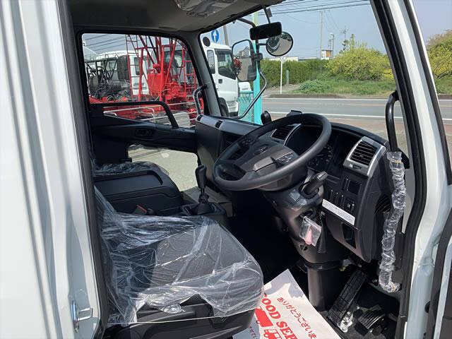 三菱 ファイター 中型 ダンプ 土砂禁 ベッド|走行距離 0.1万km トラック 画像 トラックランド掲載