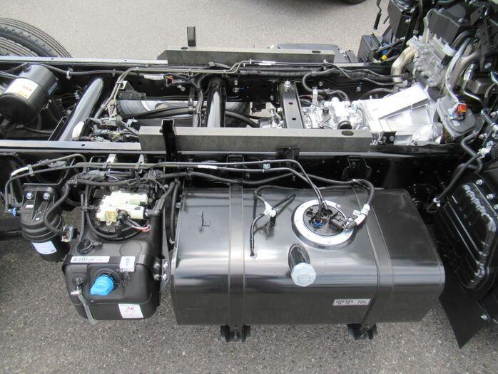 三菱 キャンター 小型 ダンプ 強化 2PG-FBA60|車検  トラック 画像 キントラ掲載