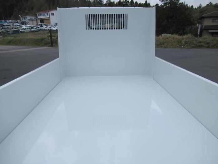 三菱 キャンター 小型 ダンプ 強化 2PG-FBA60|荷台 床の状態 トラック 画像 トラックサミット掲載
