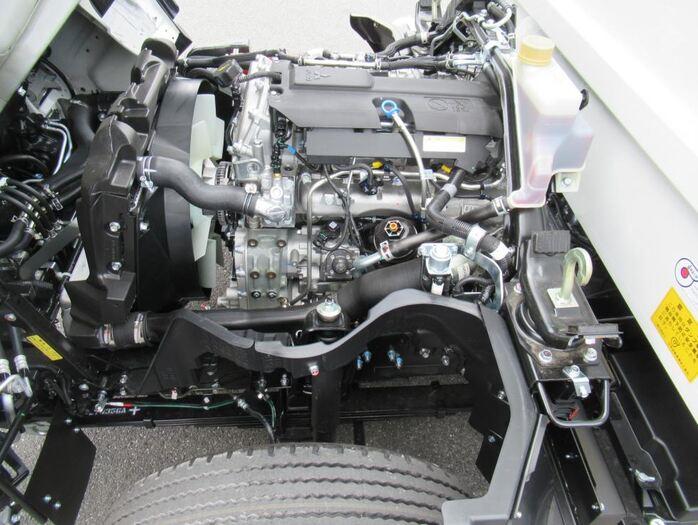 三菱 キャンター 小型 ダンプ 強化 2PG-FBA60|駆動方式 4x2 トラック 画像 リトラス掲載