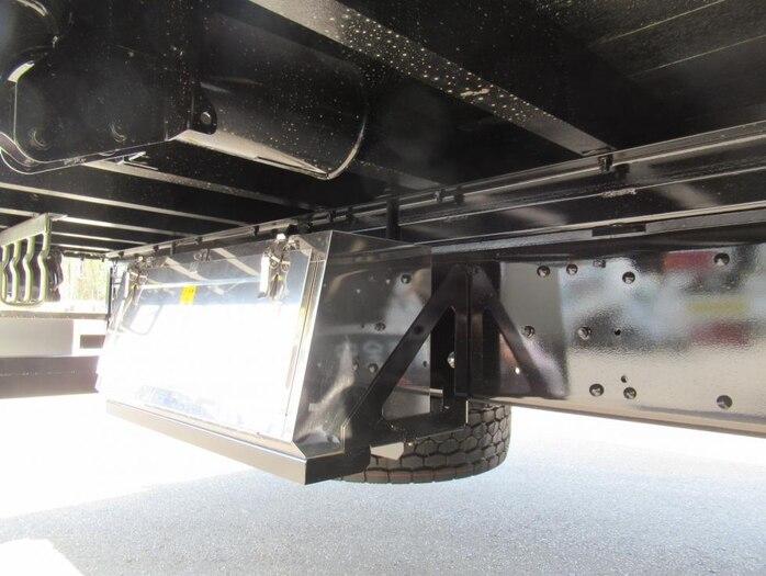三菱 スーパーグレート 大型 平ボディ ハイルーフ アルミブロック シャーシ トラック 画像 キントラ掲載