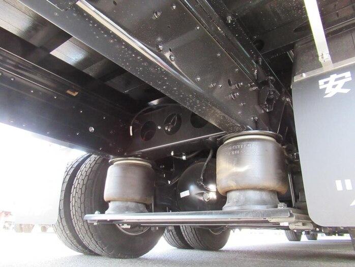 三菱 スーパーグレート 大型 平ボディ ハイルーフ アルミブロック タイヤ トラック 画像 トラック市掲載