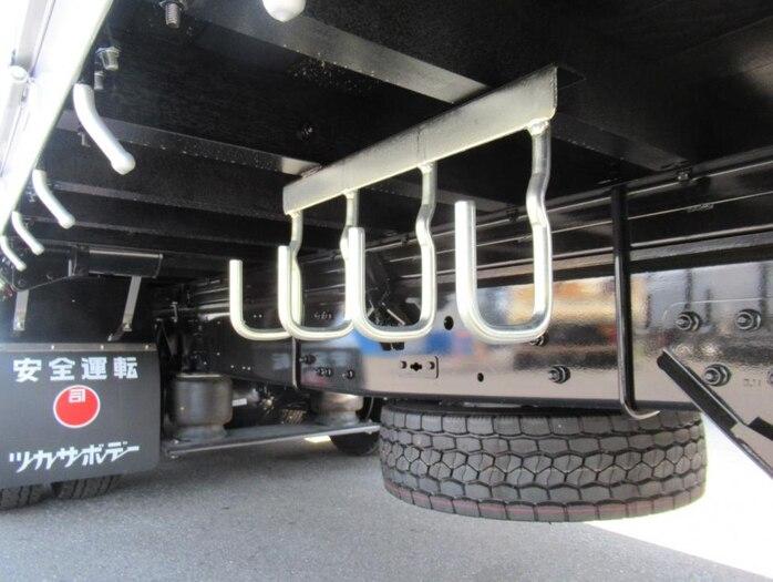 三菱 スーパーグレート 大型 平ボディ ハイルーフ アルミブロック 馬力 394ps トラック 画像 トラックバンク掲載