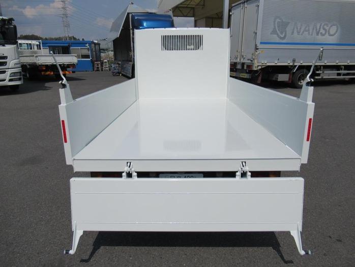 三菱 キャンター 小型 ダンプ 強化 2PG-FBA60 画像4