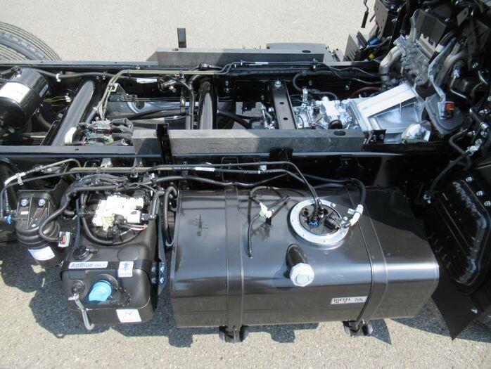 三菱 キャンター 小型 ダンプ 強化 2PG-FBA60 画像12