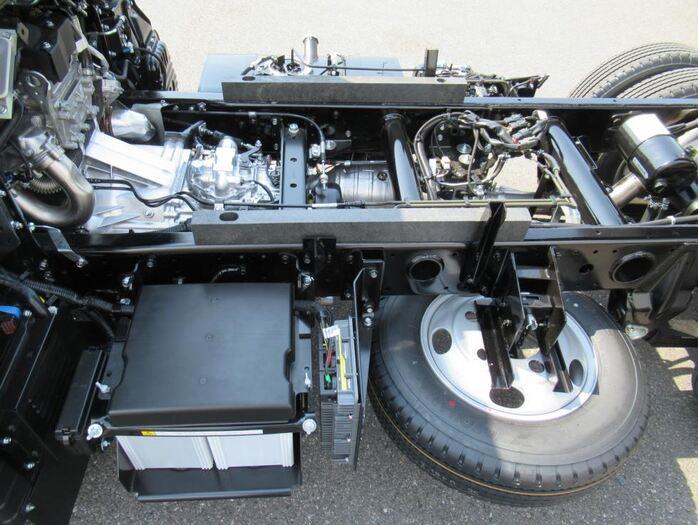 三菱 キャンター 小型 ダンプ 強化 2PG-FBA60 画像13