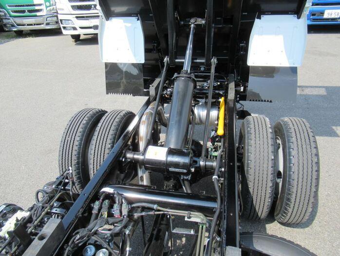 三菱 キャンター 小型 ダンプ 強化 2PG-FBA60 画像15