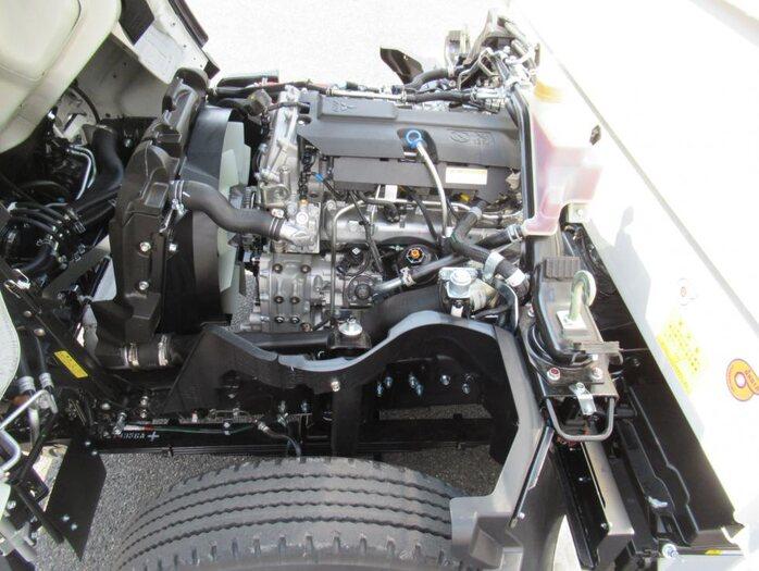 三菱 キャンター 小型 ダンプ 強化 2PG-FBA60 画像9
