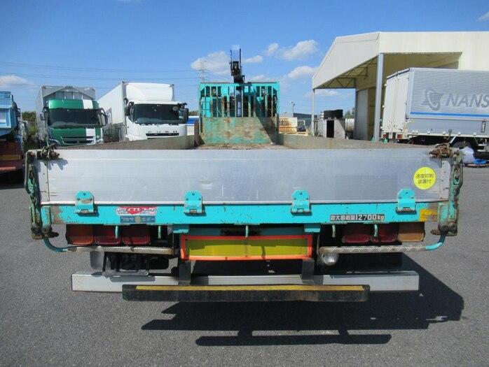 日野 プロフィア 大型 クレーン付 エアサス 3段|トラック 背面・荷台画像 トラック市掲載