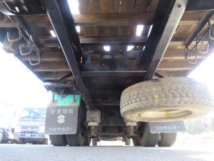 日野 プロフィア 大型 クレーン付 エアサス 3段|車検  トラック 画像 キントラ掲載