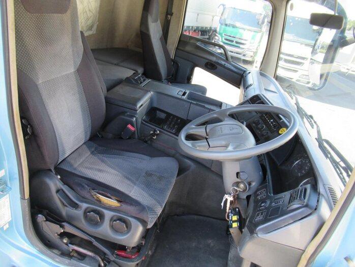 三菱 スーパーグレート 大型 ダンプ コボレーン ベッド 車検 R3.3 トラック 画像 キントラ掲載
