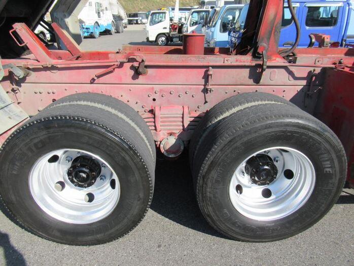 三菱 スーパーグレート 大型 ダンプ コボレーン ベッド 馬力 380ps トラック 画像 トラックバンク掲載