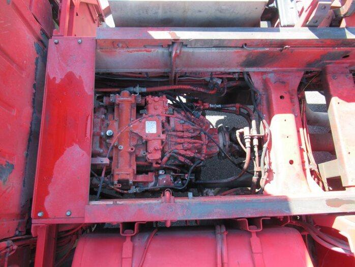 三菱 スーパーグレート 大型 ダンプ コボレーン ベッド シフト AT トラック 画像 ステアリンク掲載