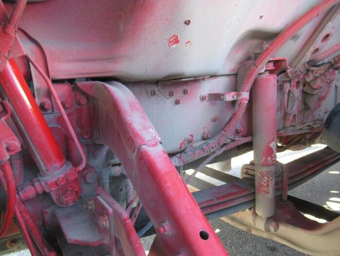 三菱 スーパーグレート 大型 ダンプ コボレーン ベッド 運転席 トラック 画像 トラック王国掲載