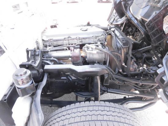 いすゞ エルフ 小型 高所・建柱車 高所作業車 PB-NKR81N|荷台 床の状態 トラック 画像 トラックサミット掲載