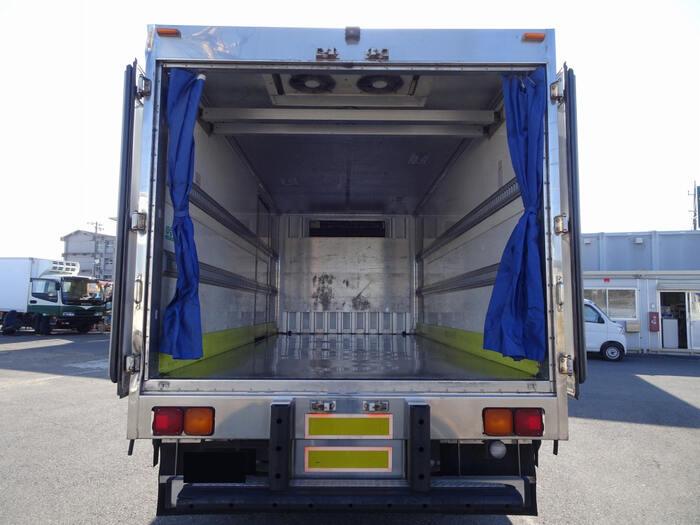 いすゞ フォワード 中型 冷凍冷蔵 低温 床ステン 画像4