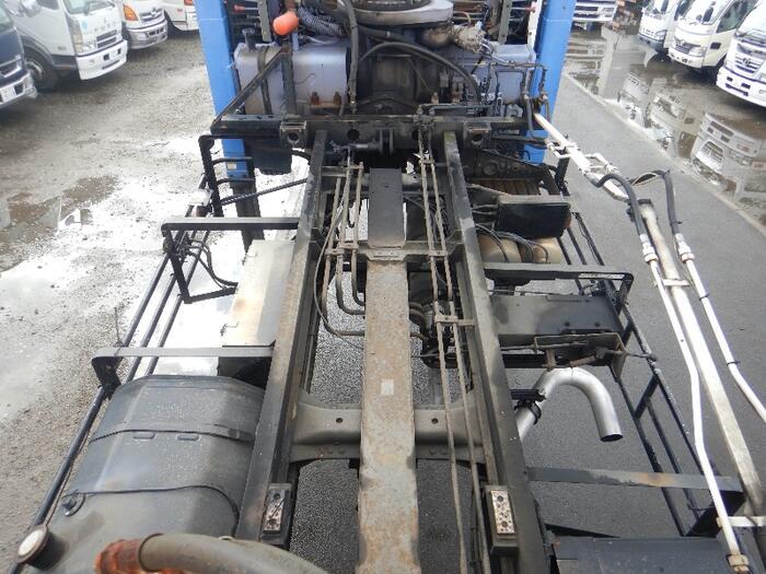 三菱 スーパーグレート 大型 車輌重機運搬 4段クレーン ラジコン|積載 10.5t トラック 画像 ステアリンク掲載
