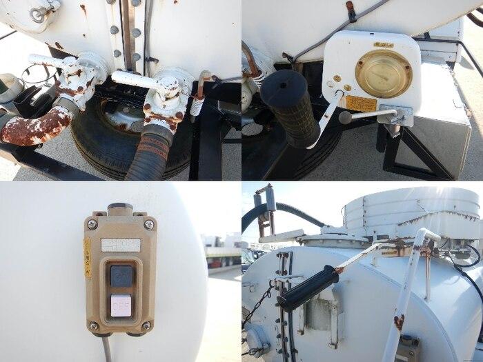 三菱 キャンター 小型 タンク車 バキューム KK-FE73EB|画像7