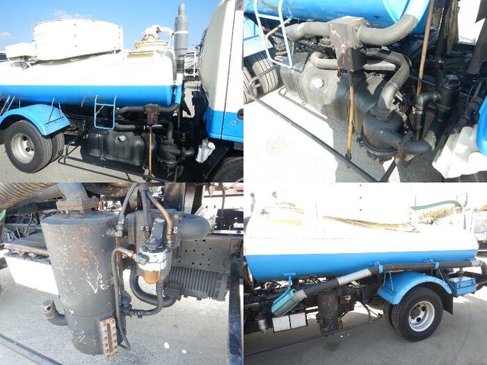 いすゞ エルフ 小型 タンク車 バキューム KR-NPR72GDR|画像8
