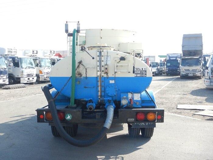 いすゞ エルフ 小型 タンク車 バキューム KR-NPR72GDR|画像3