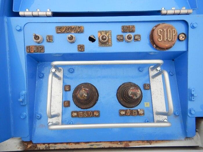 三菱 キャンター 小型 高所・建柱車 高所作業車 KK-FE73EB 型式 KK-FE73EB トラック 画像 栗山自動車掲載