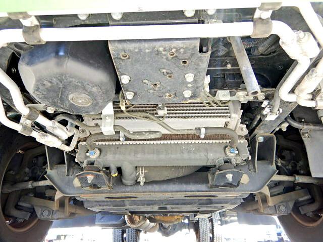三菱 キャンター 小型 平ボディ 床鉄板 SKG-FEA20|架装  トラック 画像 トラックバンク掲載
