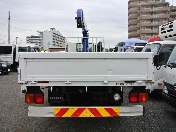 日野 レンジャー 中型 クレーン付 4段 ラジコン|架装 タダノ トラック 画像 トラックバンク掲載