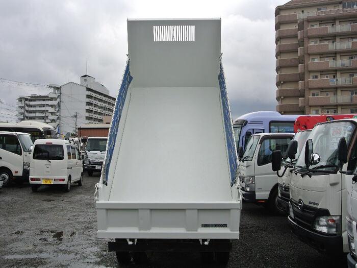 三菱 キャンター 小型 ダンプ 強化 コボレーン|画像4