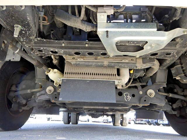 トヨタ トヨエース 小型 平ボディ 幌 パワーゲート|リサイクル券 7,700円 トラック 画像 トラック市掲載