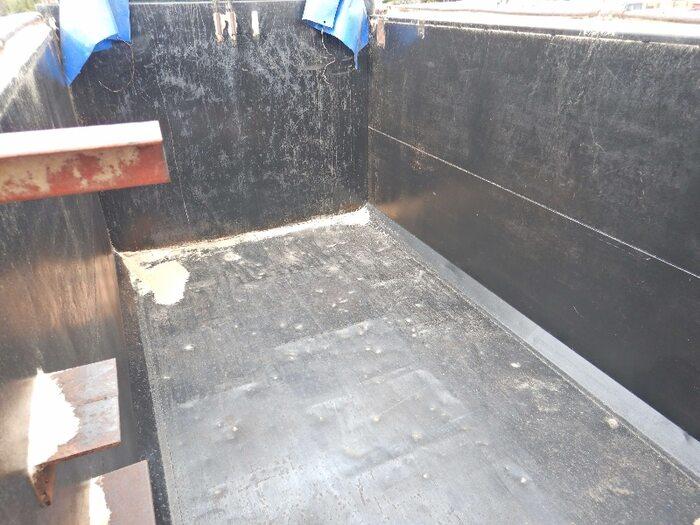 三菱 ファイター 中型 ダンプ 土砂禁 天蓋付き|画像6