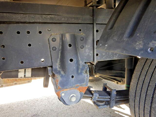 トヨタ ダイナ 小型 平ボディ Wキャブ 床鉄板 画像8