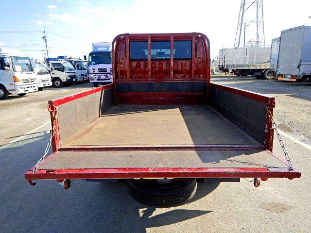 トヨタ ダイナ 小型 平ボディ Wキャブ 床鉄板 画像3