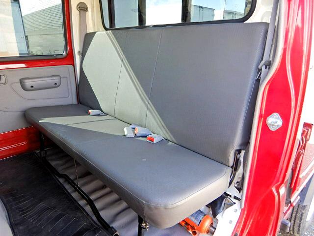 トヨタ ダイナ 小型 平ボディ Wキャブ 床鉄板 画像6