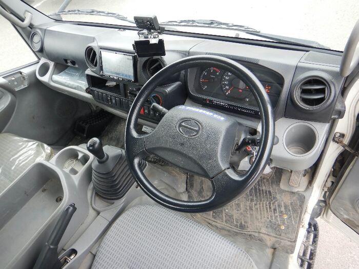 日野 デュトロ 小型 平ボディ TKG-XZU685M H25|画像6