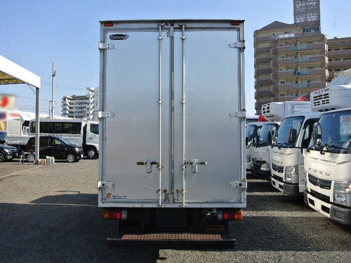 トヨタ ダイナ 小型 アルミバン サイドドア TKG-XZU605|トラック 背面・荷台画像 トラック市掲載