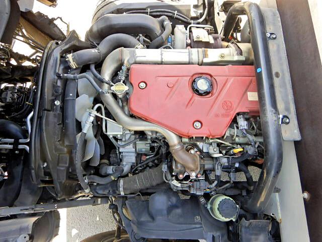 トヨタ ダイナ 小型 平ボディ パワーゲート TKG-XZU605|車検  トラック 画像 キントラ掲載