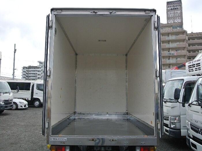 いすゞ エルフ 小型 冷凍冷蔵 保冷 PB-NKR81AN 運転席 トラック 画像 トラック王国掲載