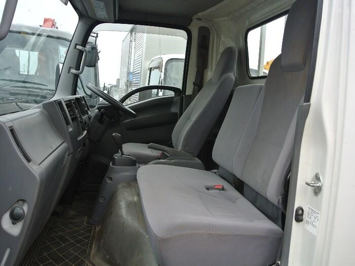 マツダ タイタン 小型 平ボディ 床鉄板 TPG-LPR85AR|架装  トラック 画像 トラックバンク掲載