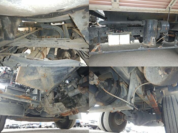 三菱 キャンター 小型 タンク車 バキューム PA-FE83DCY|型式 PA-FE83DCY トラック 画像 栗山自動車掲載