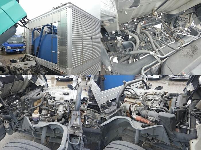 三菱 キャンター 小型 タンク車 バキューム PA-FE83DCY|シフト MT5 トラック 画像 ステアリンク掲載