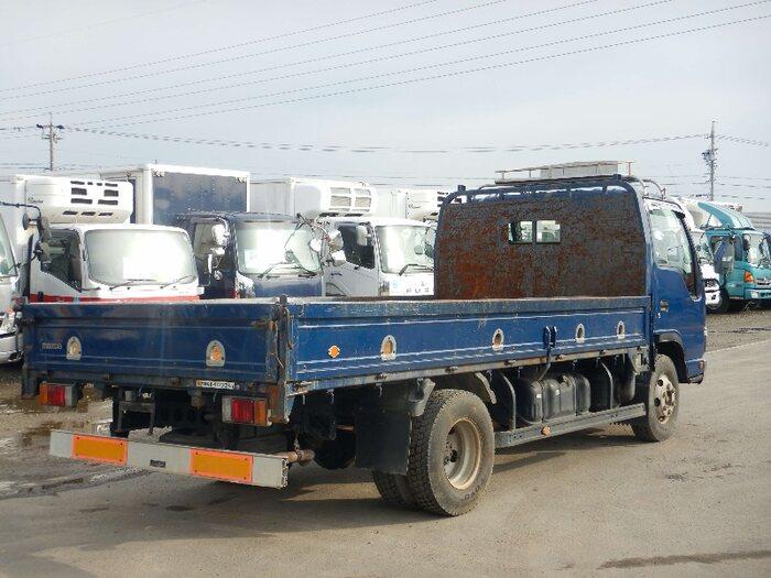 マツダ タイタン 小型 平ボディ 床鉄板 PA-LPR81R|トラック 右後画像 リトラス掲載
