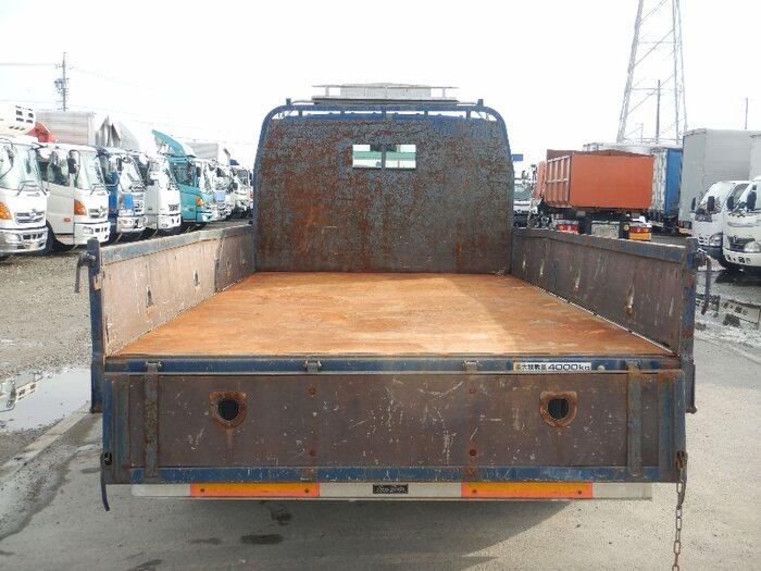 マツダ タイタン 小型 平ボディ 床鉄板 PA-LPR81R|荷台 床の状態 トラック 画像 トラックサミット掲載