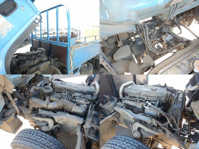 いすゞ エルフ 小型 平ボディ パワーゲート PB-NKR81A|画像8