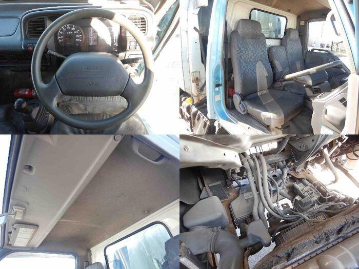 日産UD コンドル 小型 パッカー車 プレス式 PB-BKR81AN|型式 PB-BKR81AN トラック 画像 栗山自動車掲載
