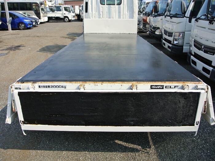 いすゞ エルフ 小型 平ボディ 床鉄板 BKG-NMR85AR 画像4