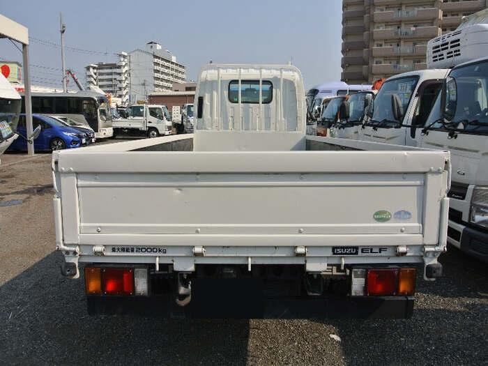 いすゞ エルフ 小型 平ボディ 床鉄板 BKG-NMR85AR 画像3