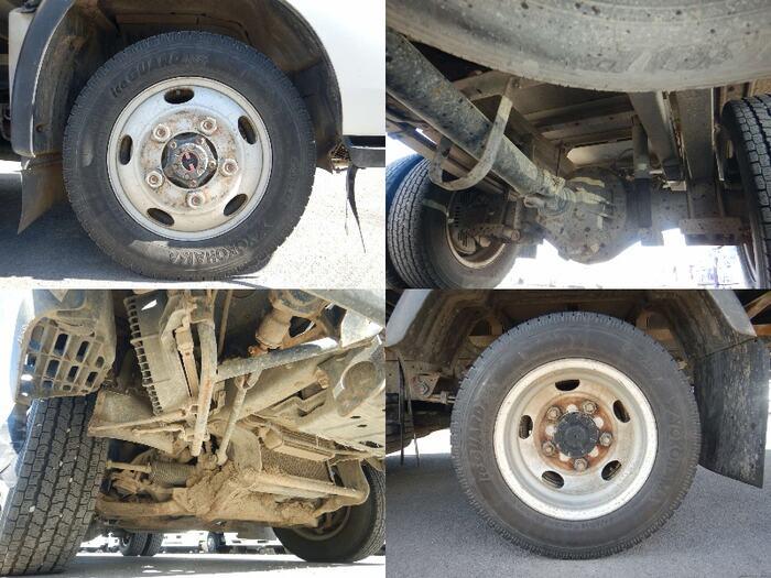 日野 デュトロ 小型 平ボディ BDG-XZU378M H20|車検  トラック 画像 キントラ掲載