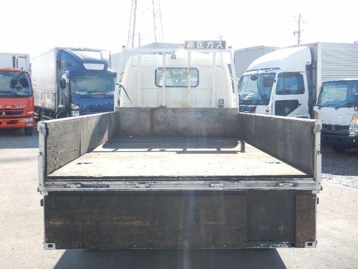 日野 デュトロ 小型 平ボディ BDG-XZU378M H20|エンジン トラック 画像 トラスキー掲載