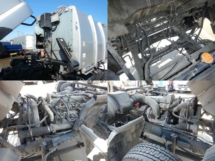 日産UD コンドル 中型 パッカー車 プレス式 ベッド 画像8