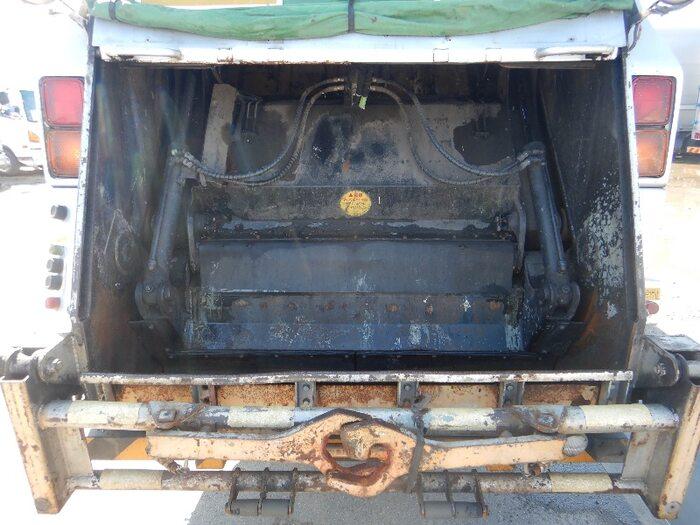 日産UD コンドル 中型 パッカー車 プレス式 ベッド 画像5